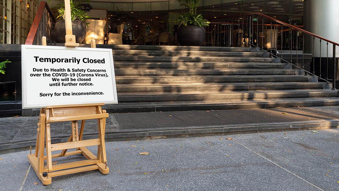closed business covid-19 Cambodia